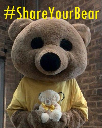 #ShareYourBear